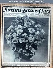 JARDINS ET BASSES COURS numéro 106 du 20 juillet 1912