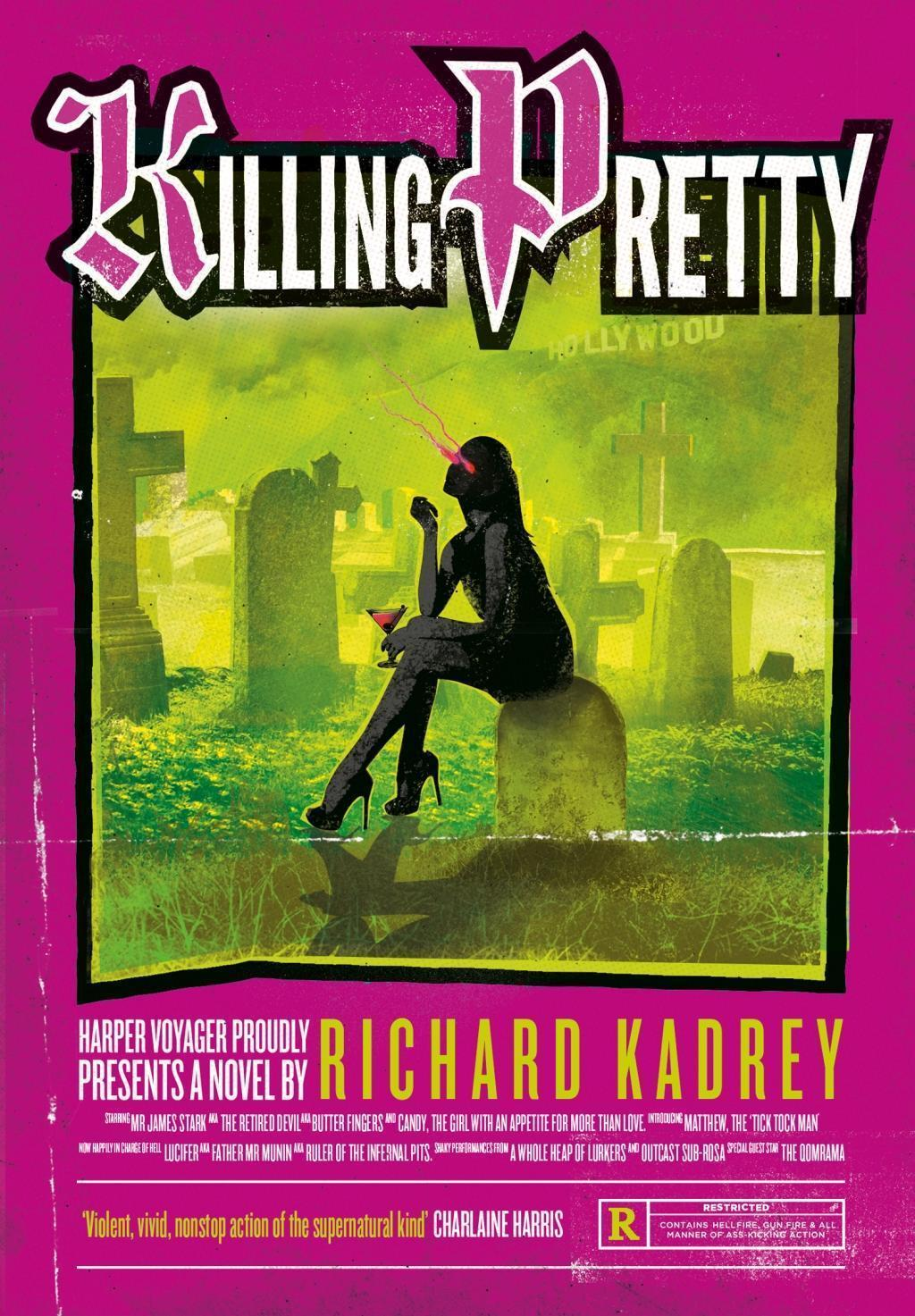 Killing Pretty (Sandman Slim, Book 7)
