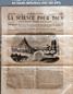 LA SCIENCE POUR TOUS  numéro 27 du 10 juin 1858