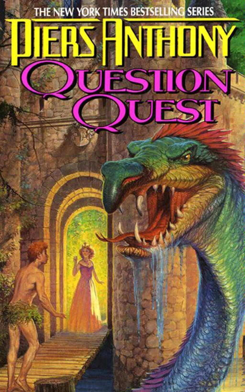 Xanth 14: Question Quest
