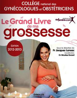 Le grand livre de ma grosseesse 2012-1013