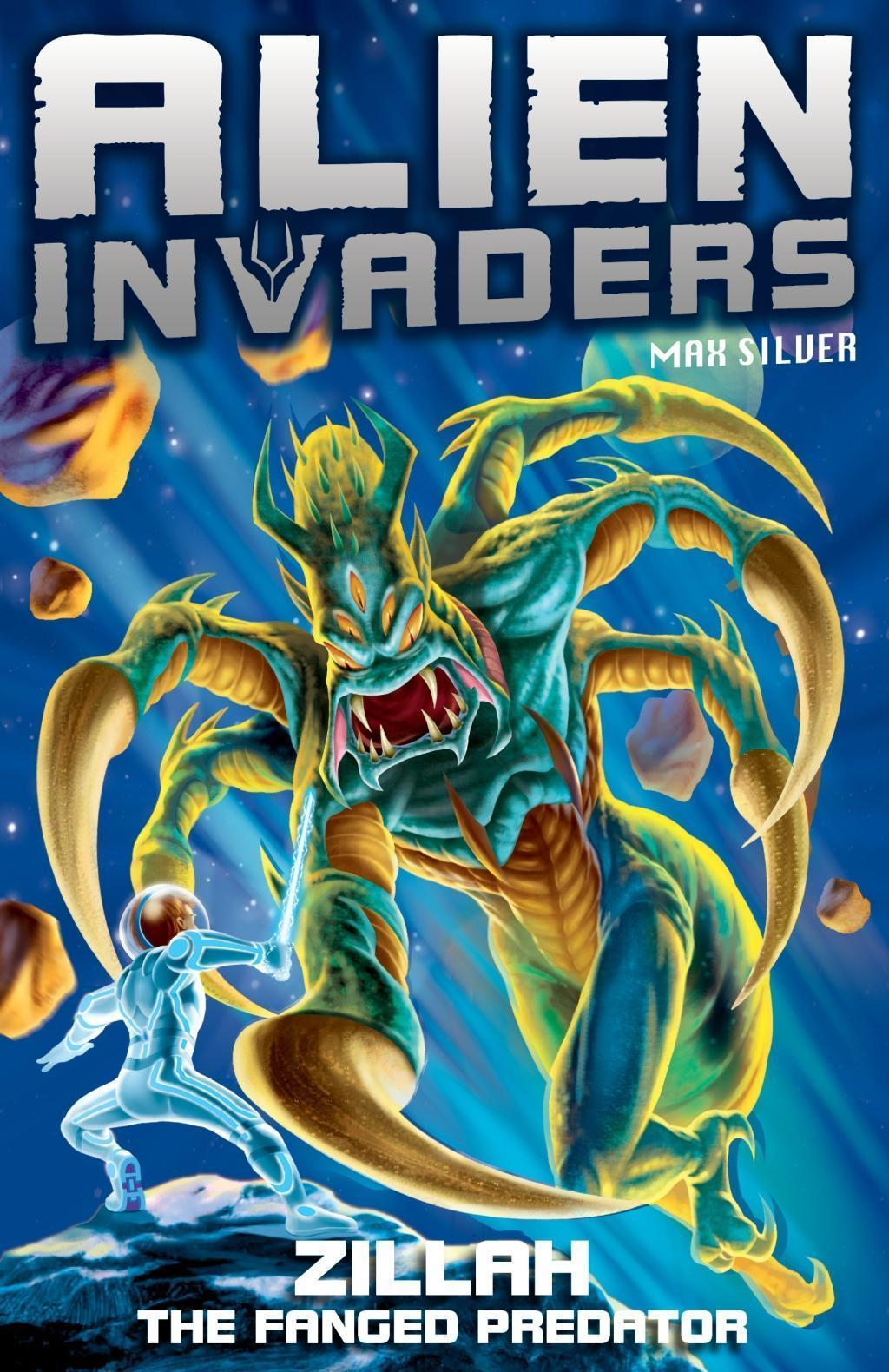 Alien Invaders 3: Zillah - The Fanged Predator
