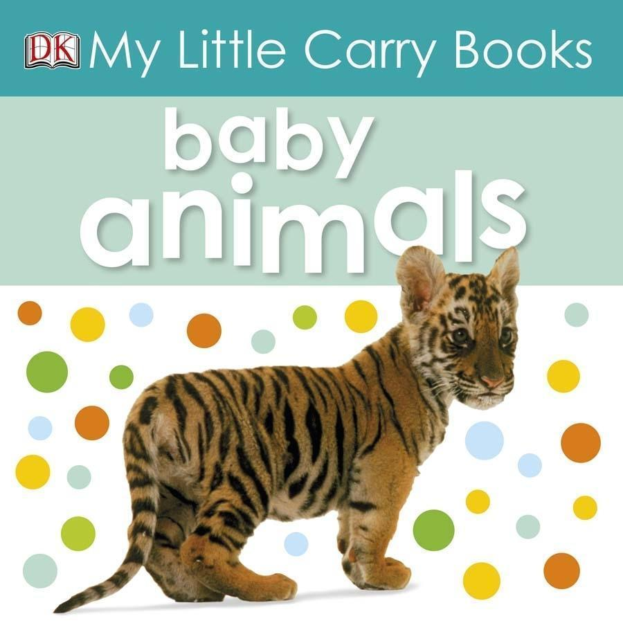 My Little Carry Book Baby Animals