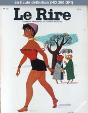 LE RIRE  numéro 42 du 01 mars 1955