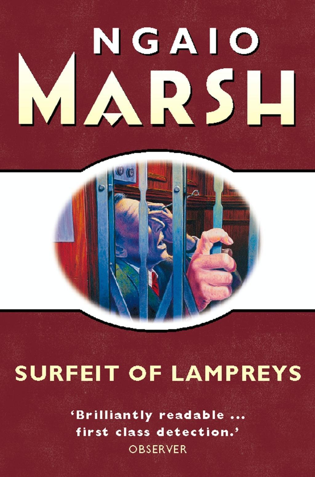 A Surfeit of Lampreys (The Ngaio Marsh Collection)