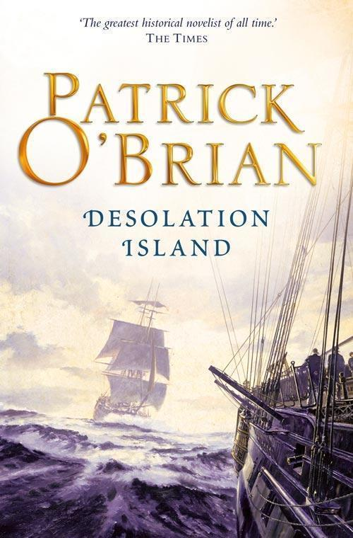 Desolation Island: Aubrey/Maturin series, book 5