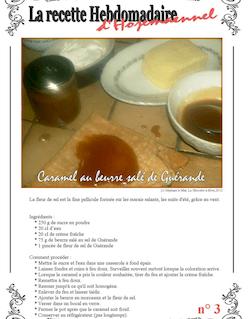 Caramel au beurre salé de guérande