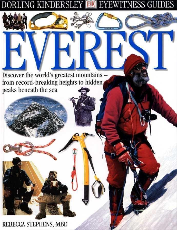 DK EyeWitness Guides:  Everest