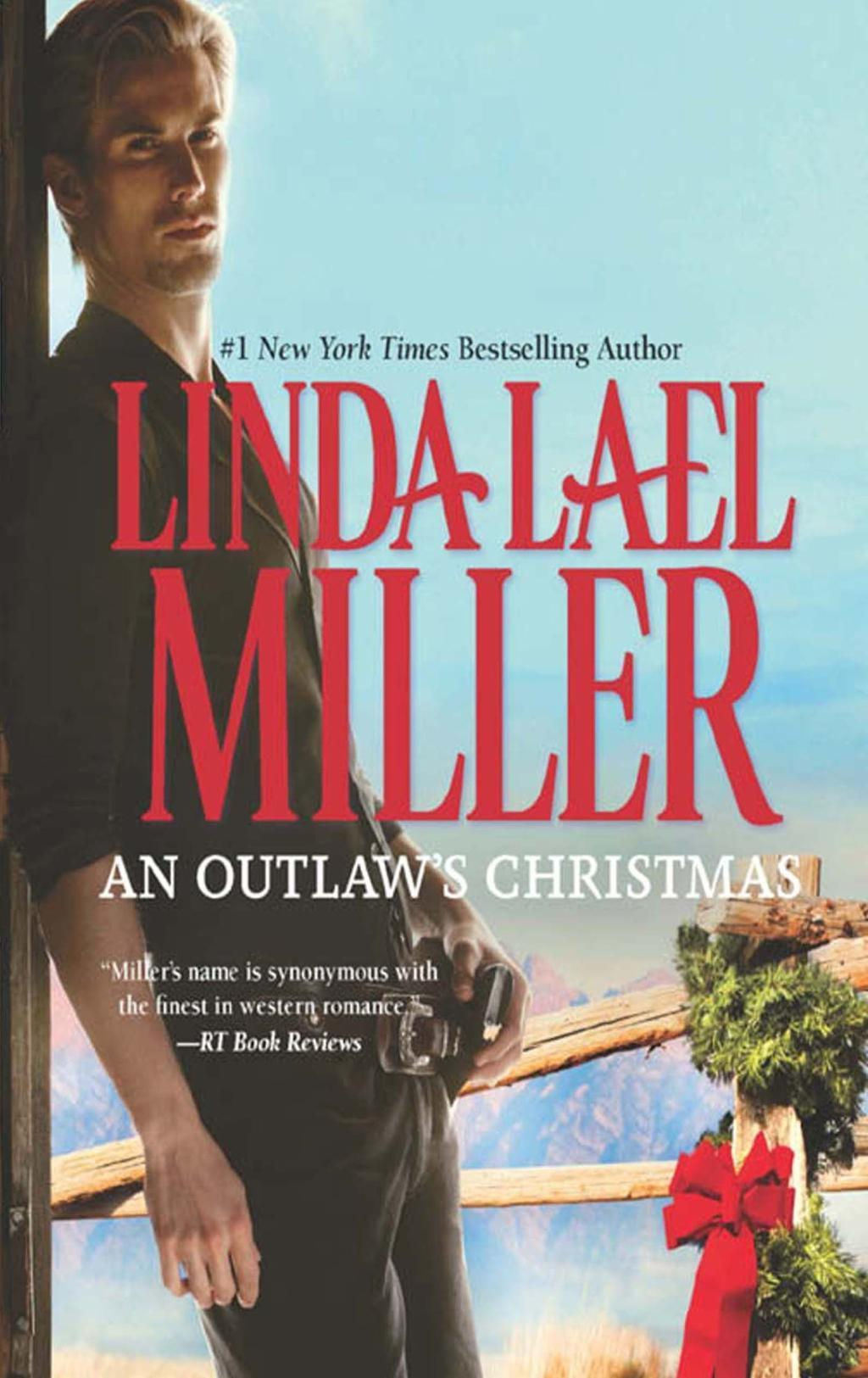 An Outlaw's Christmas (Mills & Boon M&B)