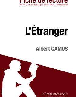 L'Étranger de Albert Camus (Fiche de lecture)