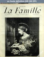 LA FAMILLE  numéro 1415 du 18 novembre 1906