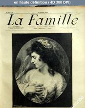 LA FAMILLE  numéro 1397 du 15 juillet 1906