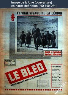 BLED numéro 96 du 12 février 1958