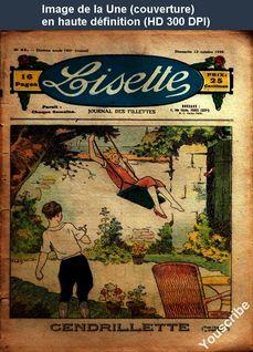 LISETTE numéro 41 du 12 octobre 1930