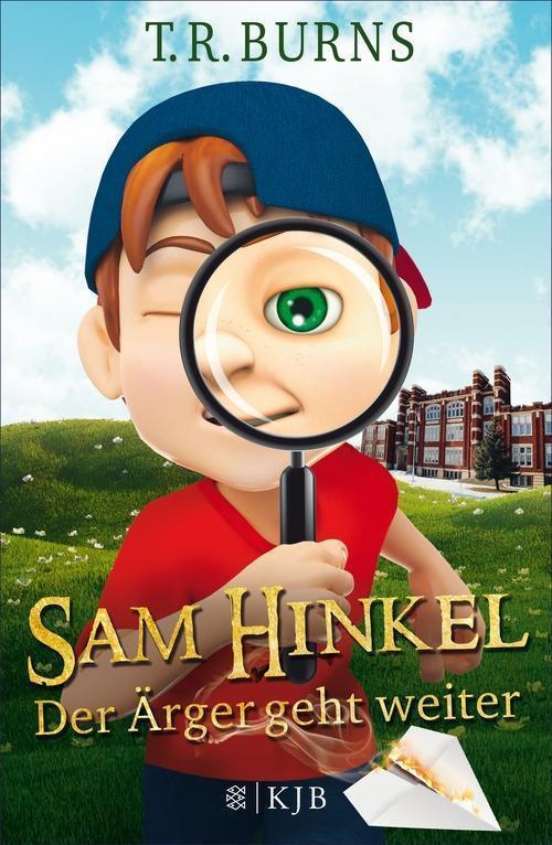 Sam Hinkel - Der Ärger geht weiter