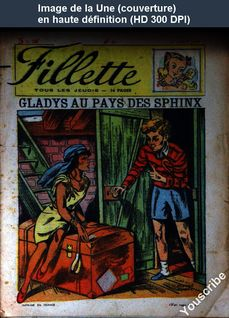LISETTE numéro 59 du 21 août 1947