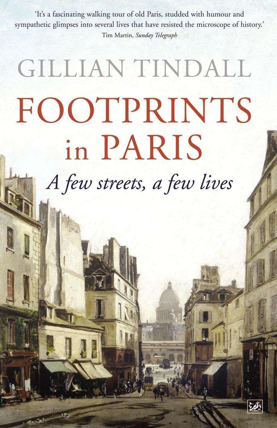Footprints in Paris