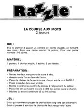 Razzle - La course aux mots