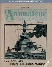 L' ANIMATEUR DES TEMPS NOUVEAUX  numéro 197 du 13 décembre 1929