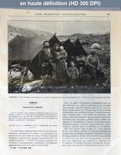 LES MISSIONS CATHOLIQUES  numéro 1896 du 06 octobre 1905