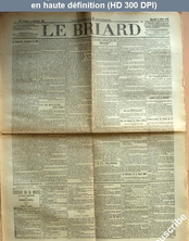 LE BRIARD  numéro 50 du 03 juillet 1907