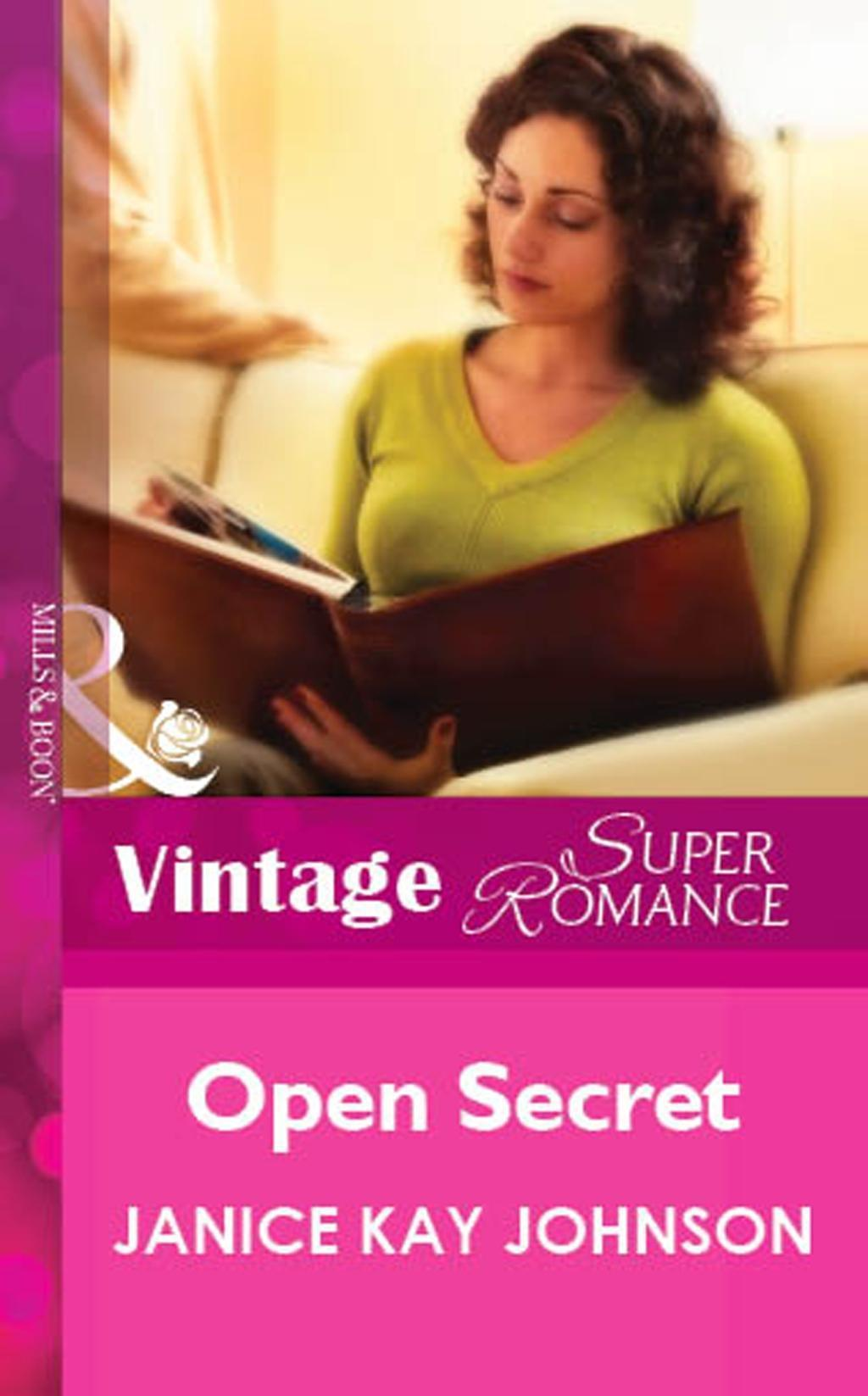 Open Secret (Mills & Boon Vintage Superromance)