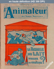 L' ANIMATEUR DES TEMPS NOUVEAUX  numéro 253 du 09 janvier 1931