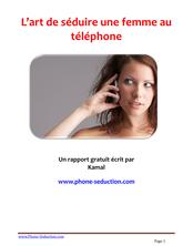 Séduire au téléphone