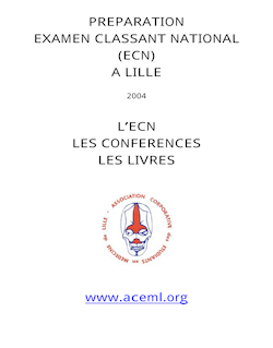 ACEML - PREPARATION EXAMEN CLASSANT NATIONAL (ECN) A LILLE L'ECN ...