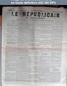 LE REPUBLICAIN DE SEINE ET MARNE  numéro 933 du 17 mars 1882