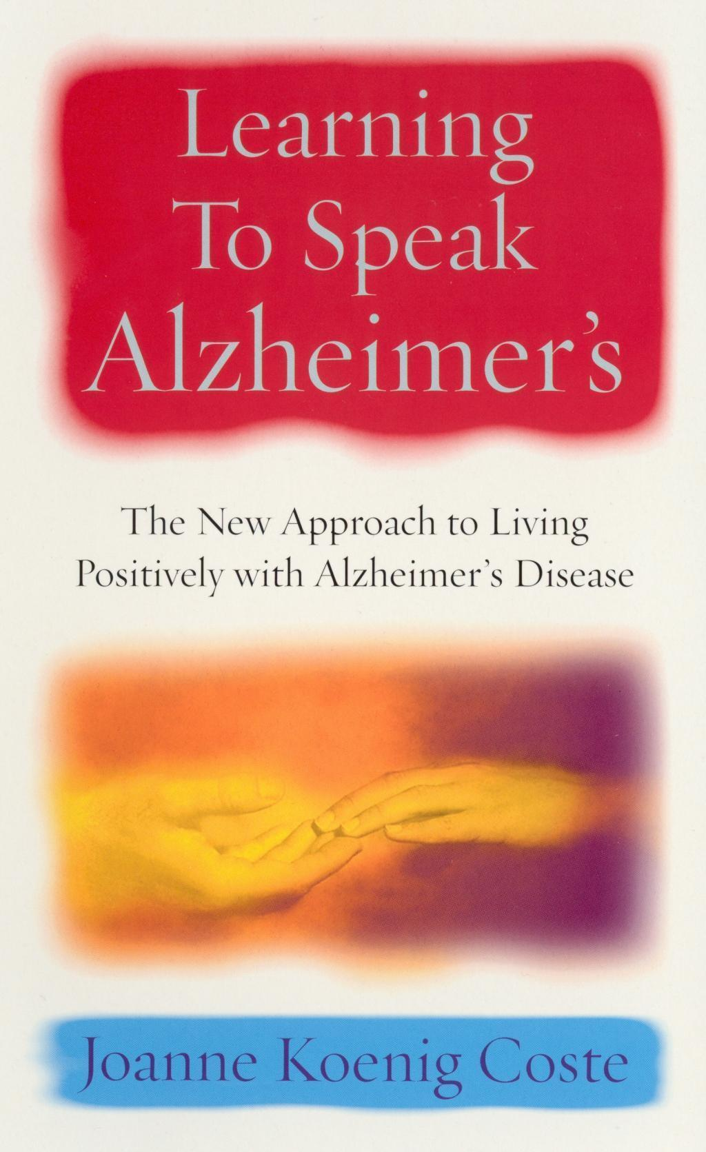 Learning To Speak Alzheimers