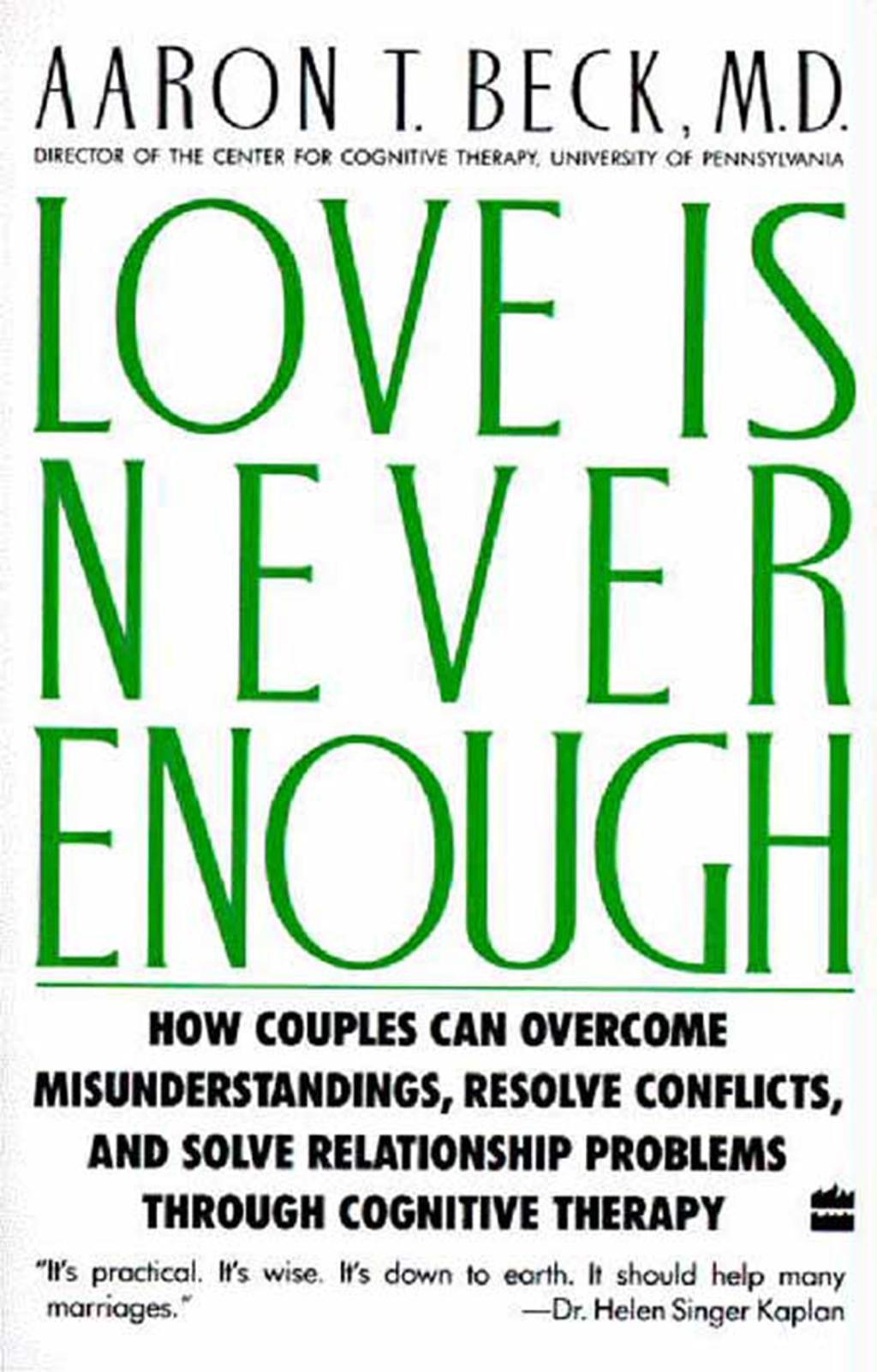 Love Is Never Enough