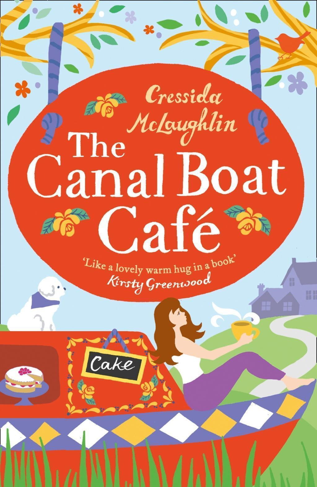 The Canal Boat Cafe: A perfect feel good romance