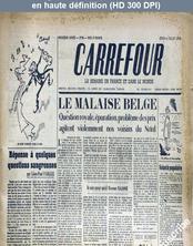 CARREFOUR numéro 98 du 04 juillet 1946