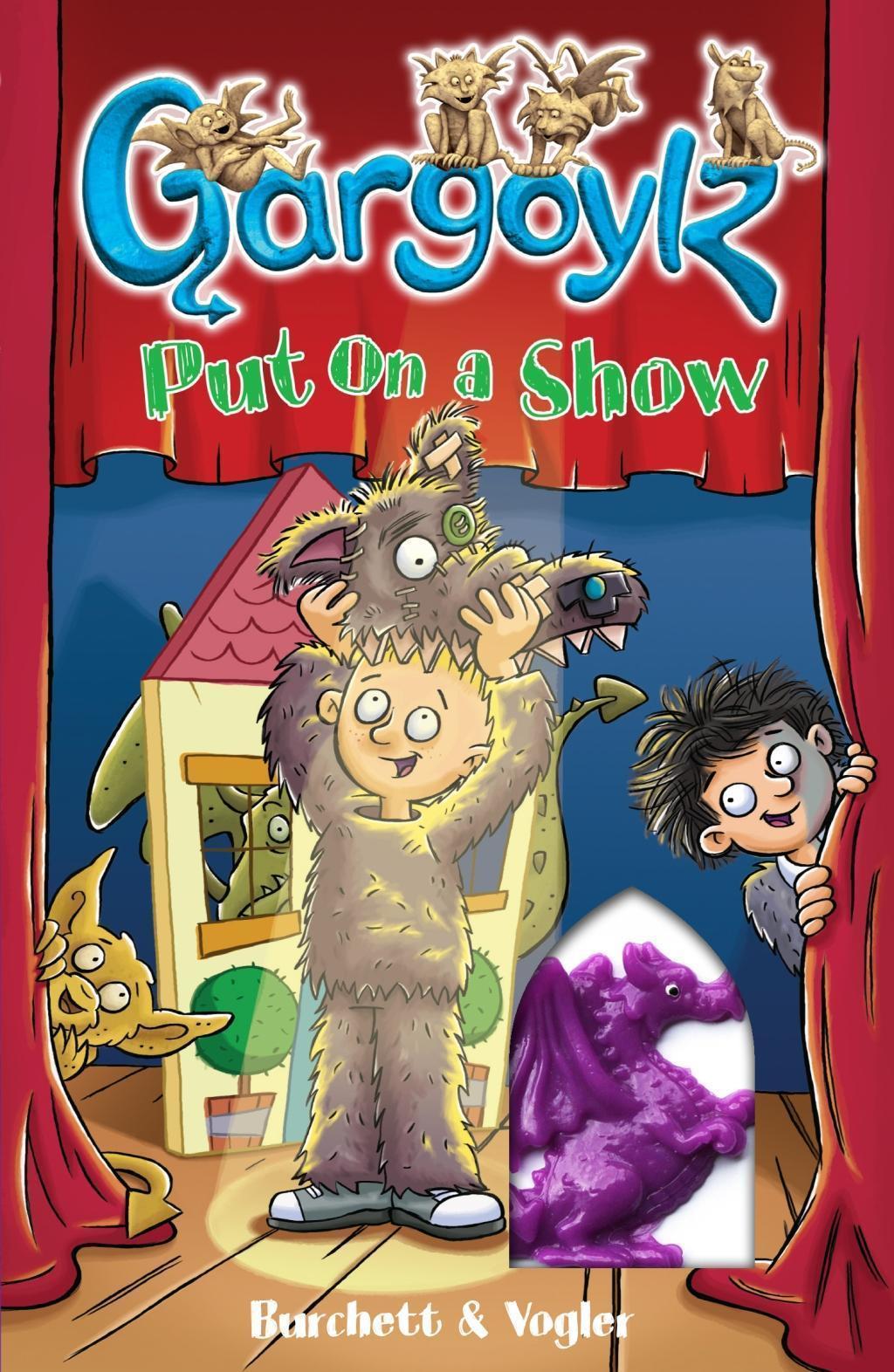 Gargoylz Put On a Show