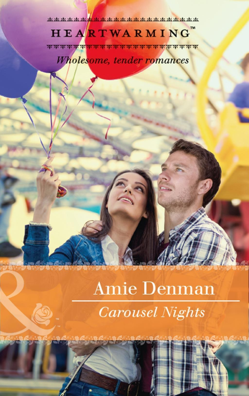 Carousel Nights (Mills & Boon Heartwarming) (Starlight Point Stories, Book 2)