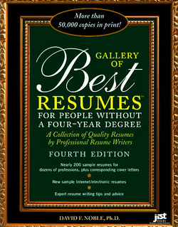 Gallery of Best Resumes Without a Four-Year Degree