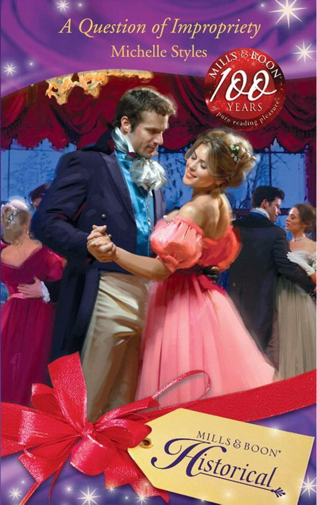 A Question of Impropriety (Mills & Boon Historical)