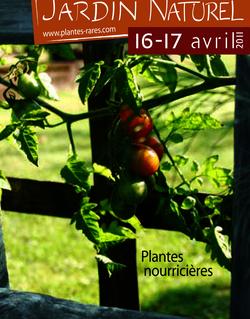 Le programme 2011 - Plantes rares et jardin naturel