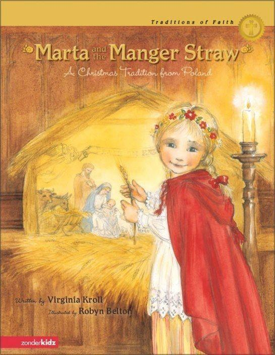 Marta and the Manger Straw