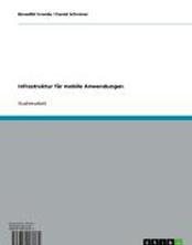 Infrastruktur für mobile Anwendungen