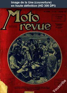 MOTO REVUE numéro 866 du 01 janvier 1946