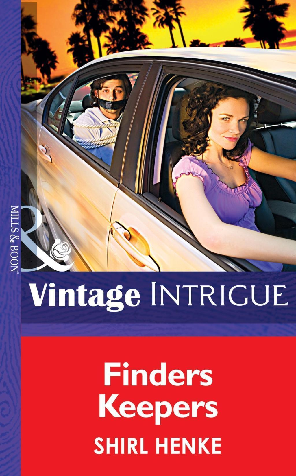 Finders Keepers (Mills & Boon Intrigue) (Bombshell, Book 31)
