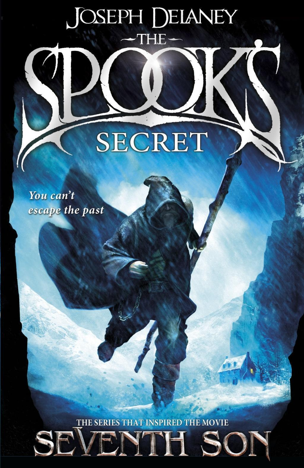 The Spook's Secret