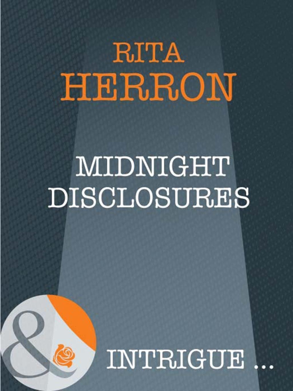 Midnight Disclosures (Mills & Boon Intrigue) (Nighthawk Island, Book 5)