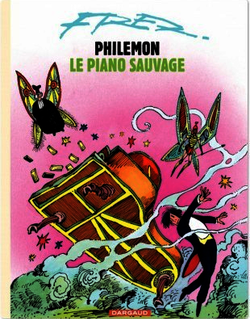 Philémon - Tome 3 - Philémon et le piano sauvage