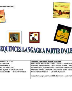 Circonscription du François Année scolaire 2010-2011 -Madou siwo ...