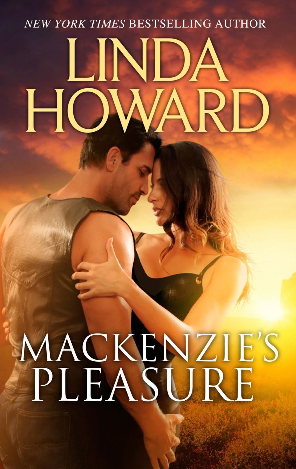 Mackenzie's Pleasure (Mills & Boon M&B)