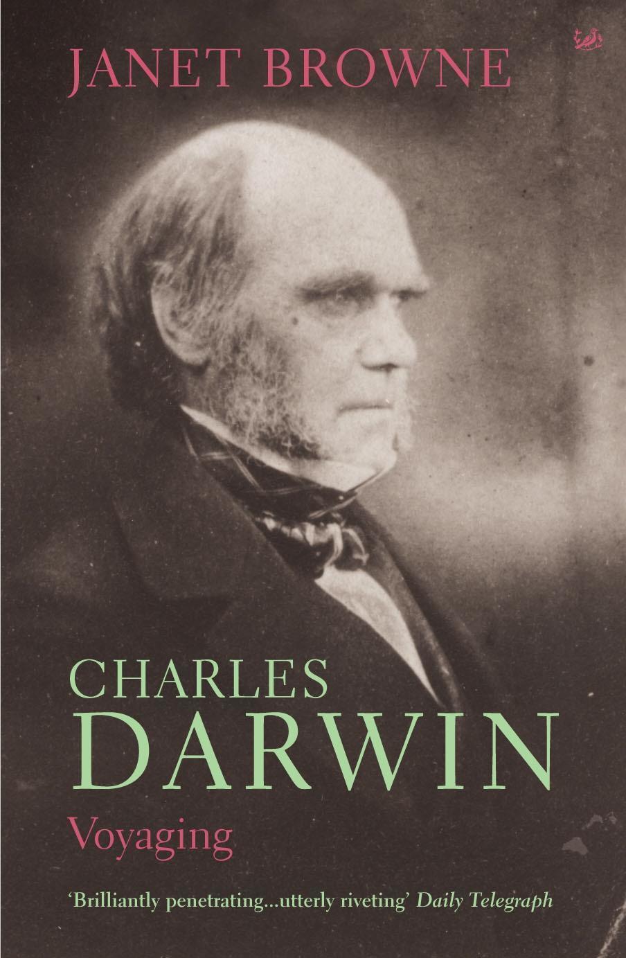 Charles Darwin: Voyaging