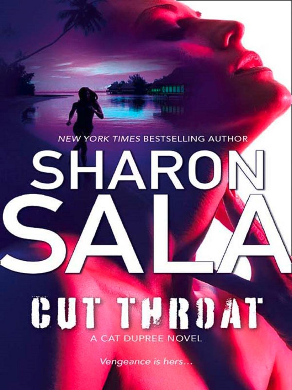 Cut Throat (Mills & Boon M&B) (A Cat Dupree Novel, Book 2)